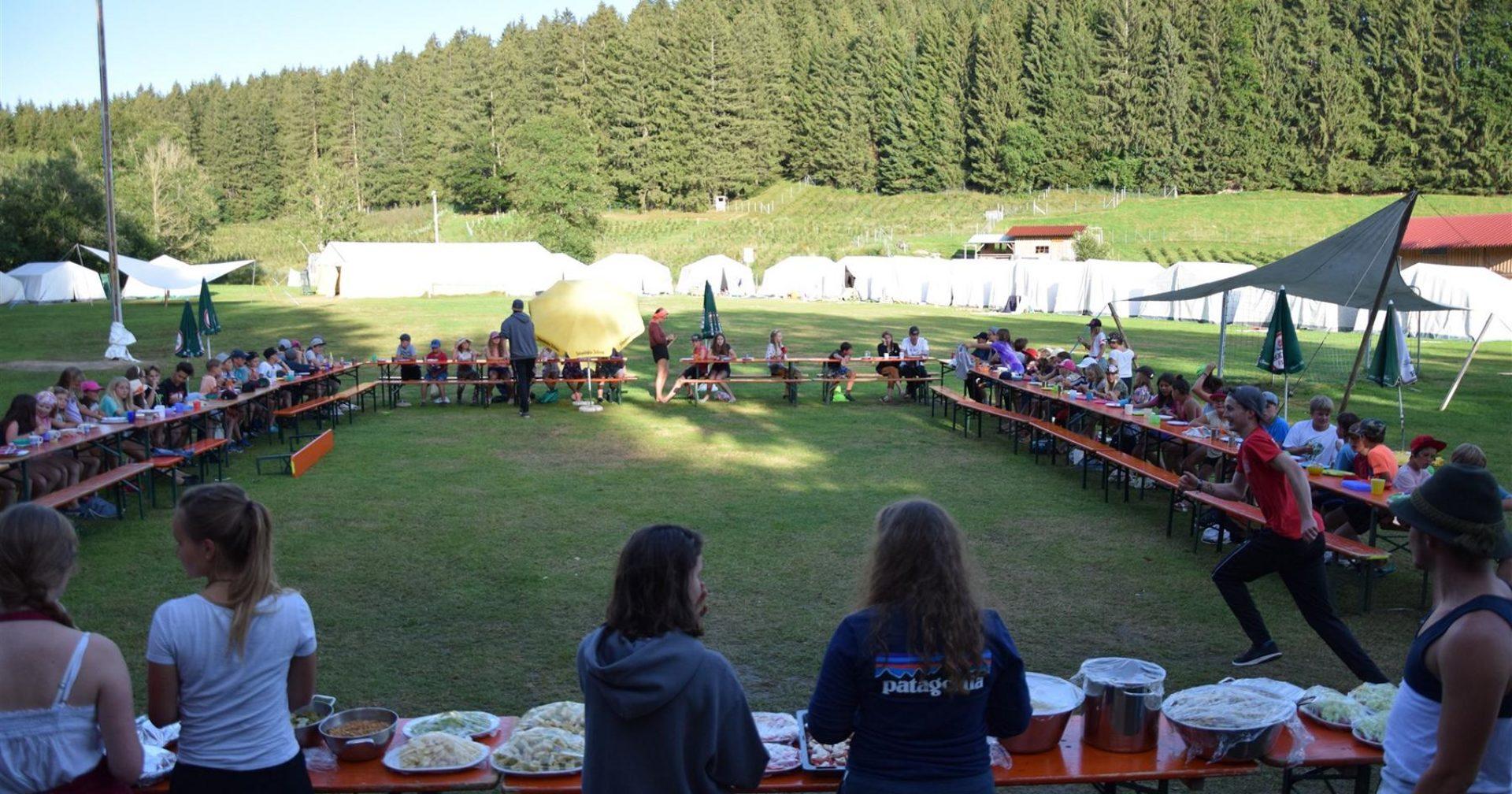 KjG Zeltlager Leutkirch